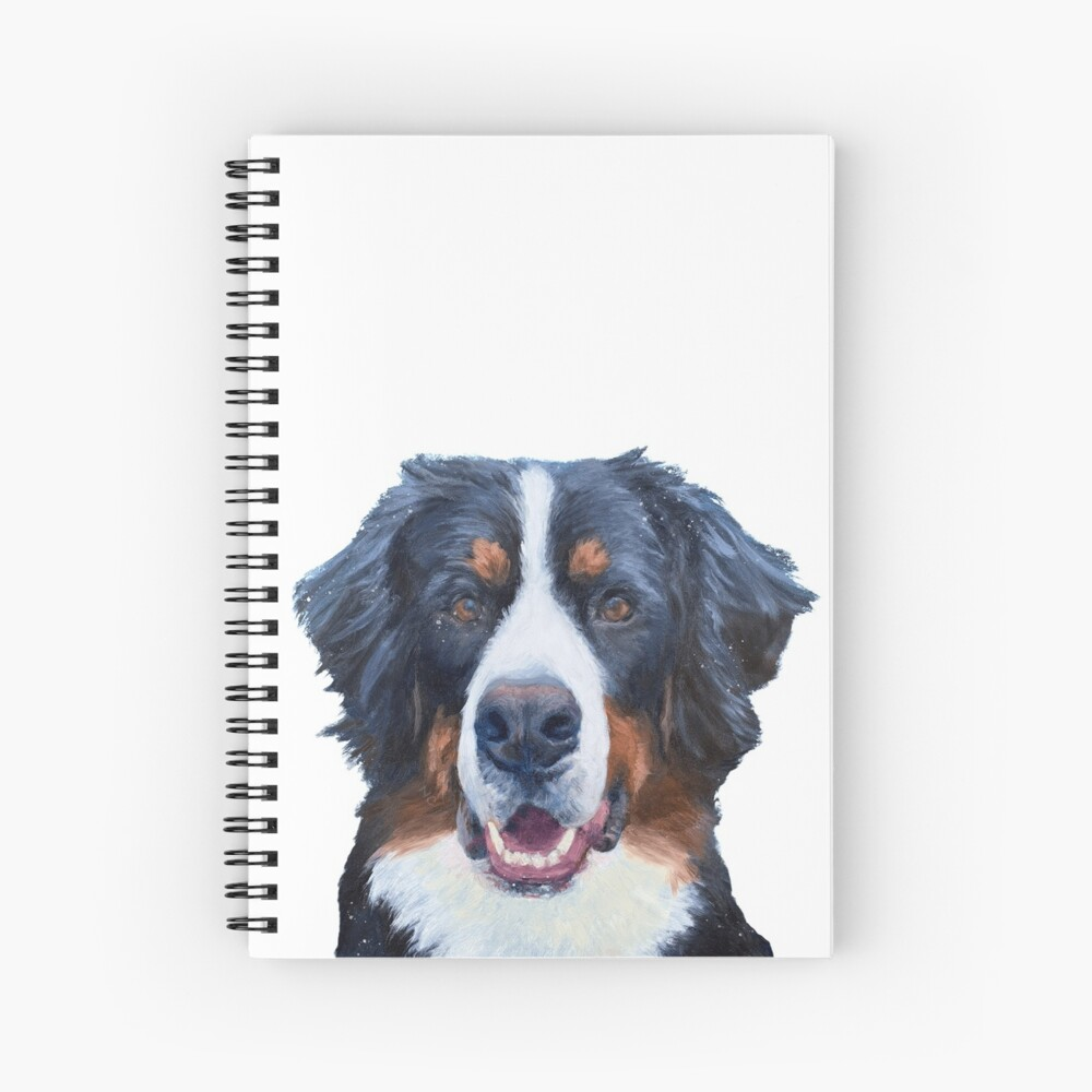 Proud To Be Yours Spiral Notebook