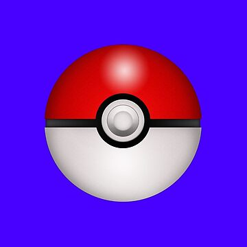 Pokeball Blue - iPhone by keirrajs
