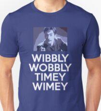 WIBBLY TENNANT T-Shirt
