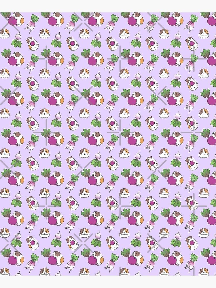 Guinea Pig Pattern by Miri-Noristudio