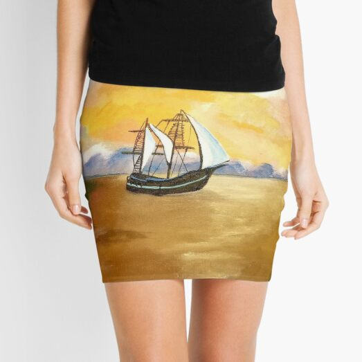 Uninhabited Mini Skirt