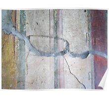 Pompeii Wall Poster