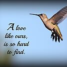 A Love Like Ours by DebbieCHayes