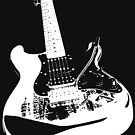 Guitar by Stuart Stolzenberg