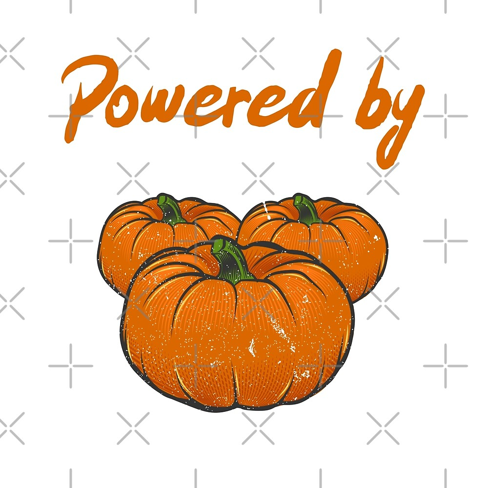 Powered by Pumpkins by Sweevy Swag
