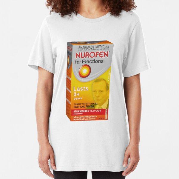 Nurofen for Elections Slim Fit T-Shirt