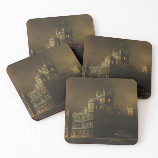 Downton Abbey - Photomontage Coasters (Set of 4)
