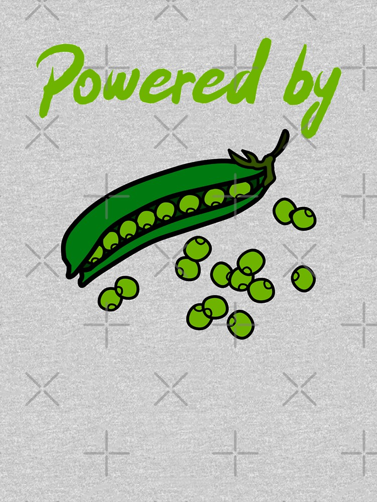 Powered by Peas by nikkihstokes