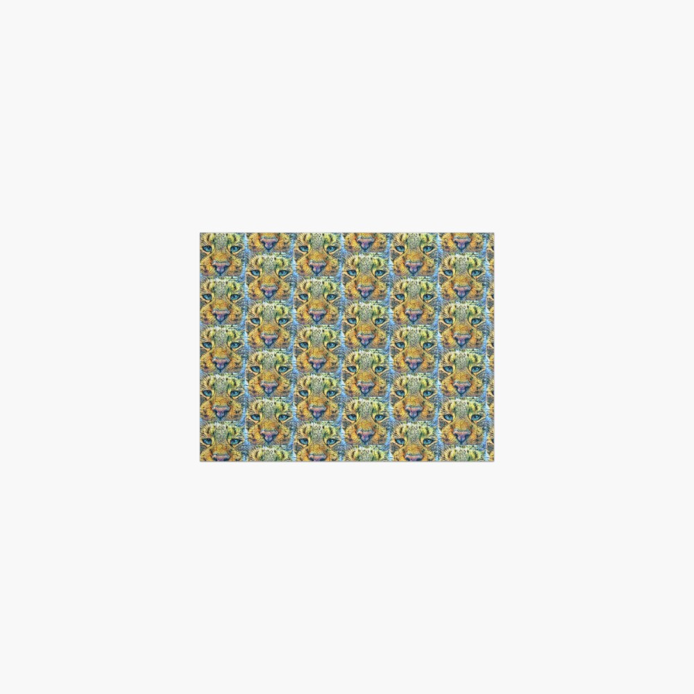 #DeepDreamed Cat Jigsaw Puzzle