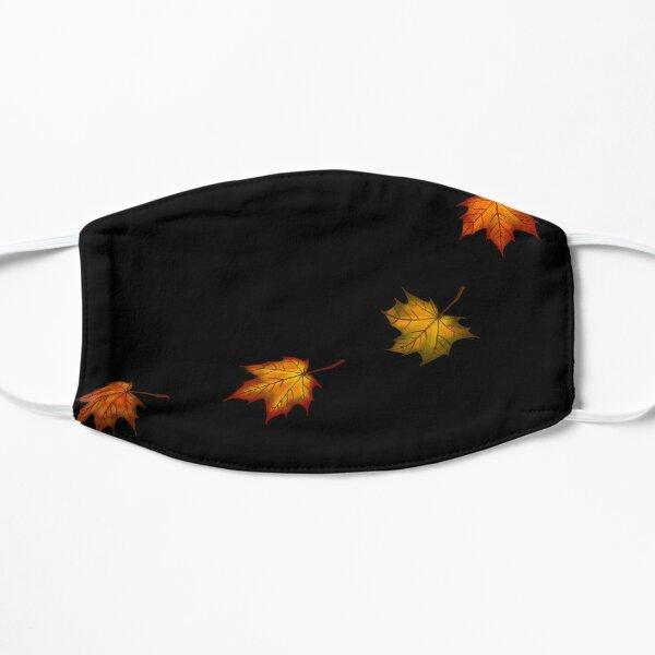 Autumn Leaves Flat Mask