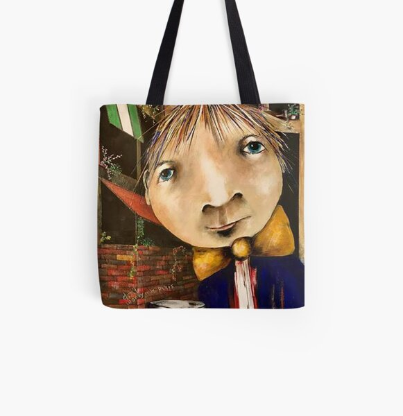 Maurice All Over Print Tote Bag