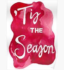 'Tis the Season Poster