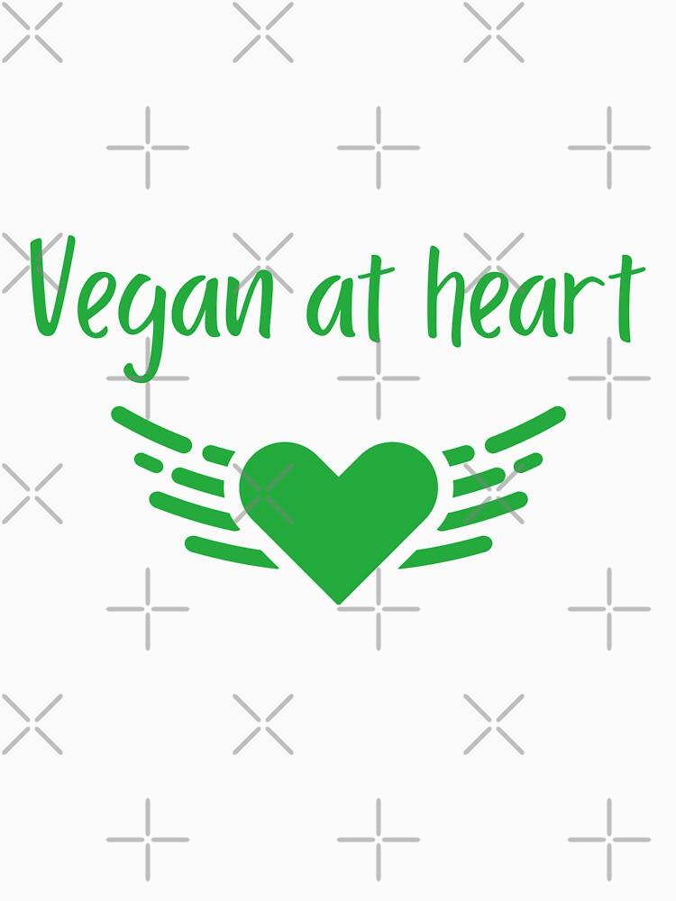 Vegan at Heart by nikkihstokes