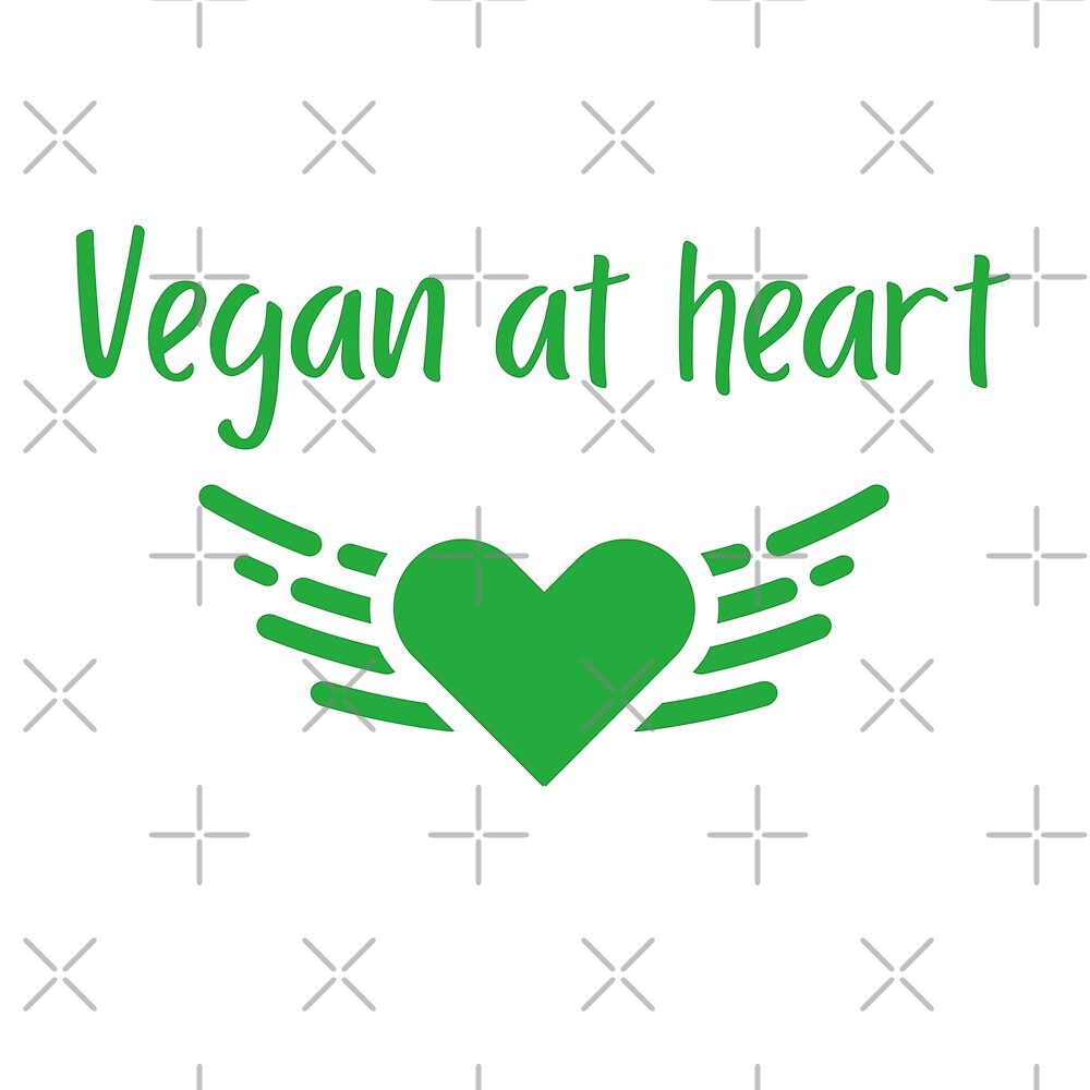 Vegan at Heart by Sweevy Swag