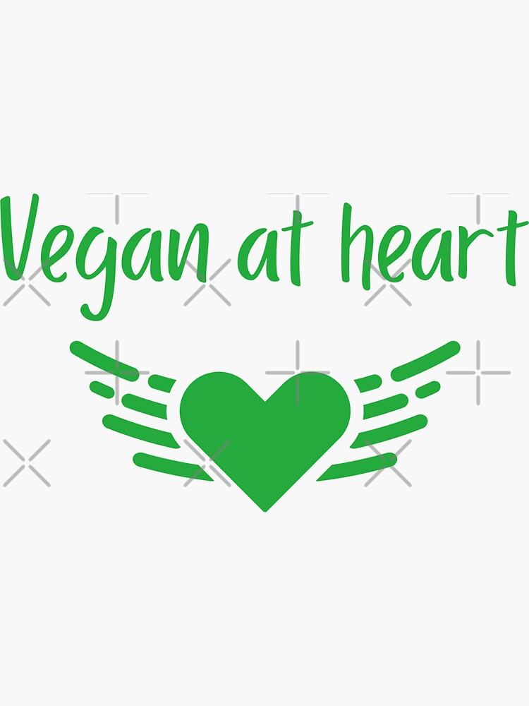 Vegan at Heart by nikkihstokes