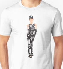 Audrey Hepburn - The Breakfast at Tiffany's Unisex T-Shirt
