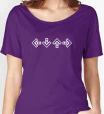 In the Groove: Target Arrows Women's Relaxed Fit T-Shirt