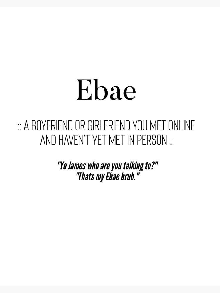 ebae dating site