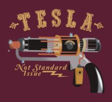 The Tesla - Not Standard Issue | Women's T-Shirt