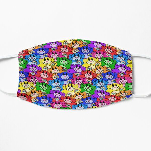 Rainbow Monkeys Mask