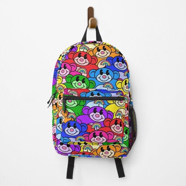 Rainbow Monkeys Backpack