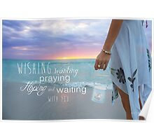 Holding Onto Hope With You Poster