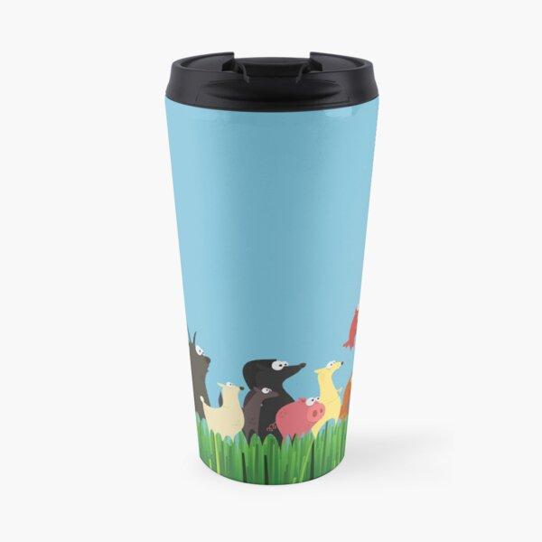 What's happening on the farm? Kids collection Travel Mug