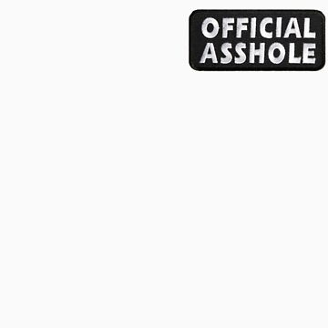 Official Asshole by melaniewoon