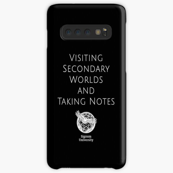 Visiting Worlds Samsung Galaxy Snap Case
