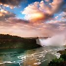 Niagara Falls by Steve Ivanov