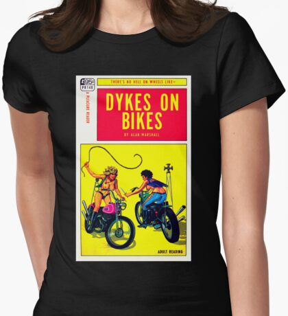 """Dykes On Bikes"" T-Shirt"