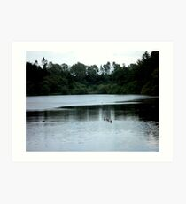 Hillsborough, County Down Art Print