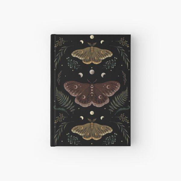 Saturnia Pavonia Hardcover Journal