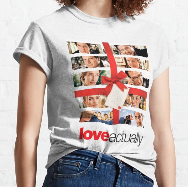 Love Actually Classic T-Shirt