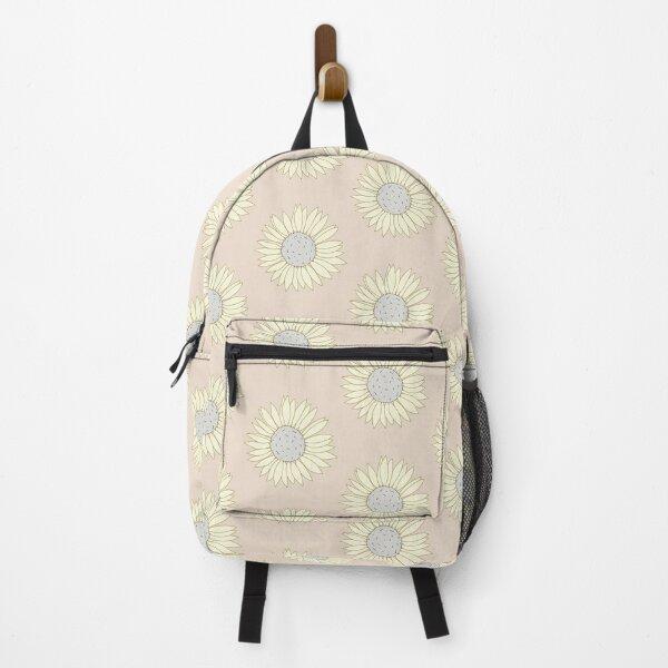 tumblr sunflower flower Backpack