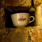Coffee in the wall by marting04