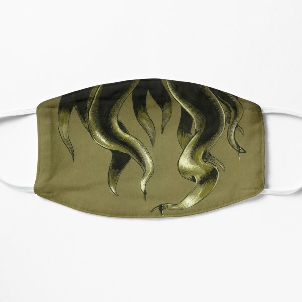 Lovecraftian Tentacles Flat Mask