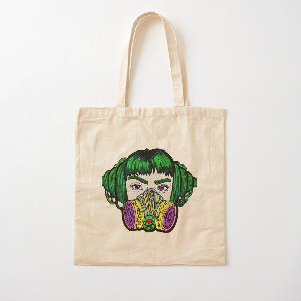 Dead Girl Society: Poison Cotton Tote Bag