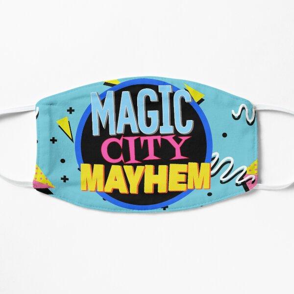 Saved By The Mayhem logo Flat Mask