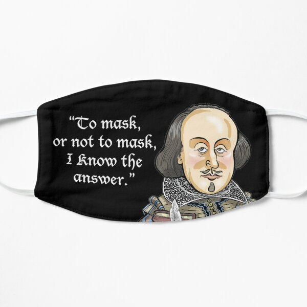 William Shakespeare  Mask