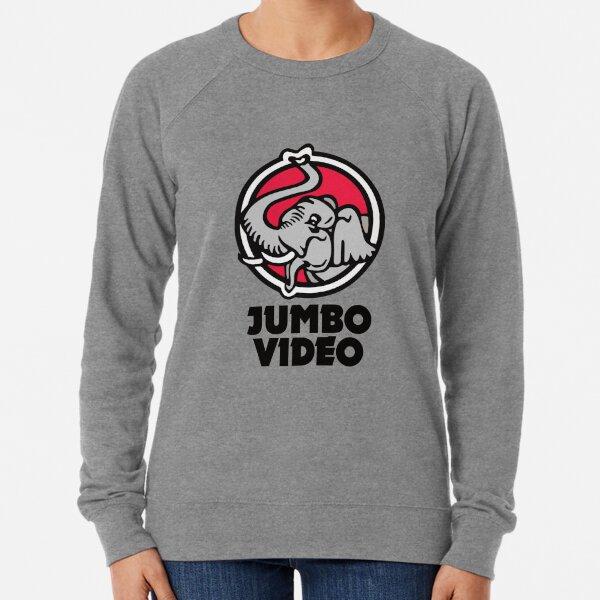 Jumbo Video Lightweight Sweatshirt