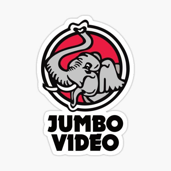 Jumbo Video Sticker