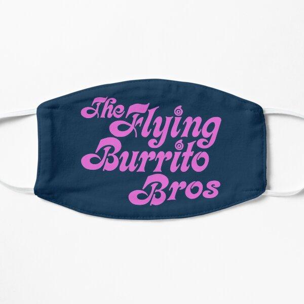 Flying Burrito Brothers Shirt Mask