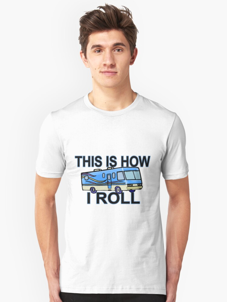 This Is How I Roll RV by FireFoxxy