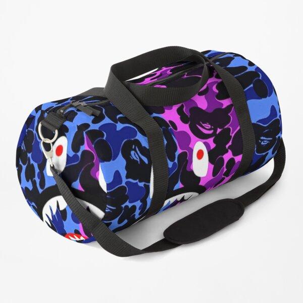 bape camo Duffle Bag