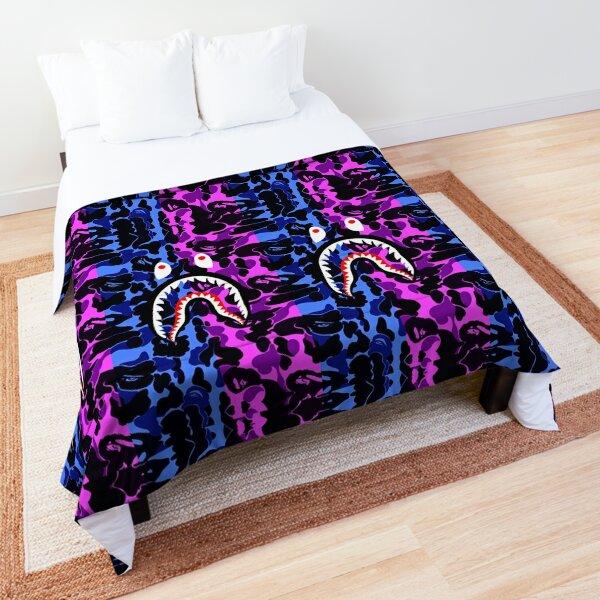 bape camo Comforter