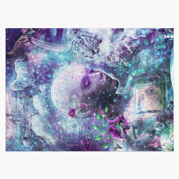 Discovering The Cosmic Consciousness Jigsaw Puzzle