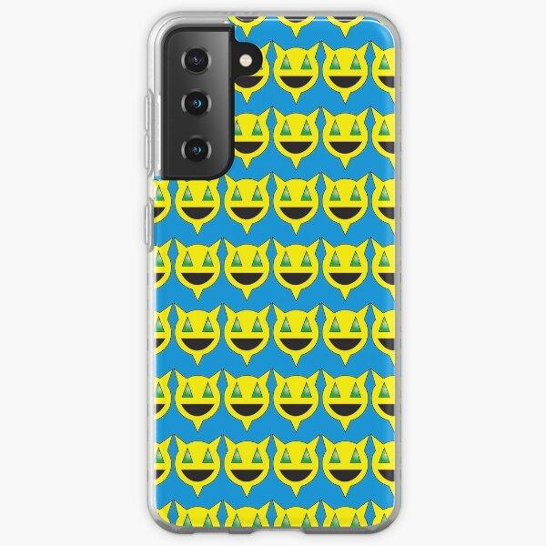 PERCENTUM HEAD LOGO Samsung Galaxy Soft Case