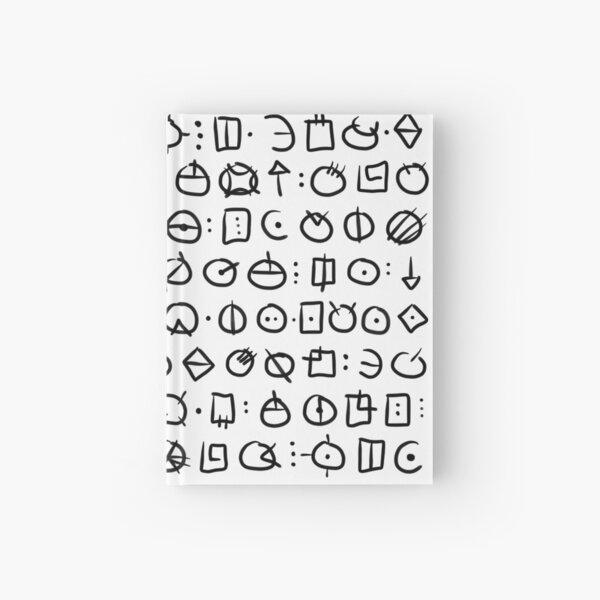 Lenguaje de fuerza de velocidad Cuaderno de tapa dura