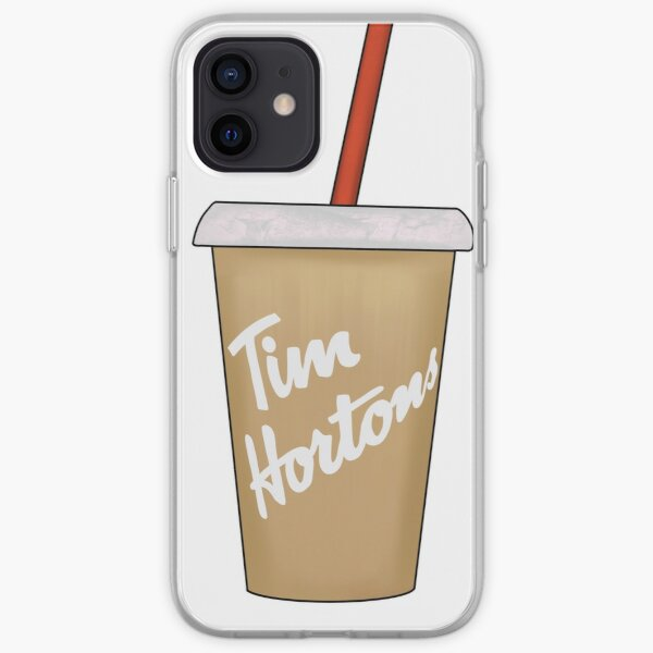 Tim hortons iPhone Soft Case